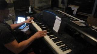 MC Hammer Cant Touch This Piano Cover