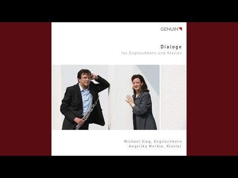 14 Songs, Op. 34: No. 14. Vocalise (arr. A. Merkle and M. Sieg for english horn and piano)