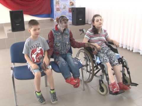 Сюжет ТСН24: Артисты цирка провели благотворительную акцию в Туле