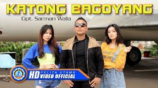 Sarman Walla - KATONG BAGOYANG   Lagu Ambon Terbaru 2021 (Official Music Video)