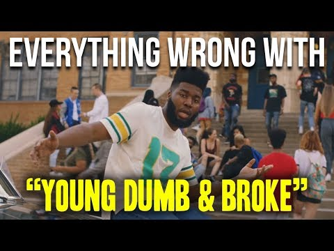 Everything Wrong With Khalid -