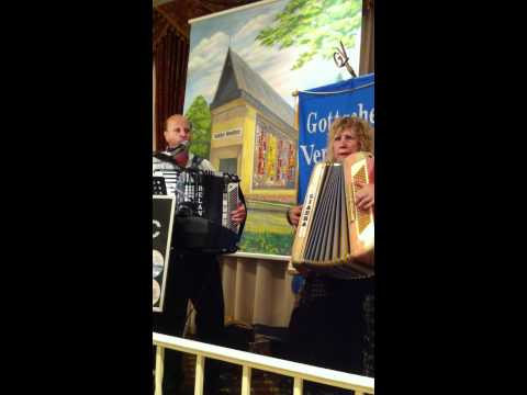 Accordion Duo by Paul and Gianna