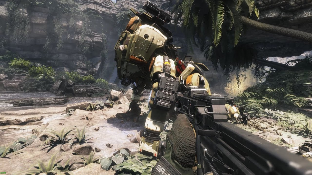 Titanfall 2: First 40 minutes gameplay - Campaign (at ...