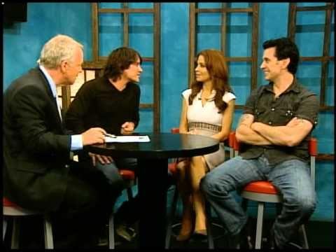 Dominic Zamprogna, Lisa LoCicero & Ronnie Marmo on CHCH