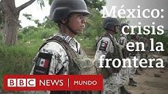 Tapachula: la ciudad en la frontera sur de Mxico en la que miles de migrantes estn varados