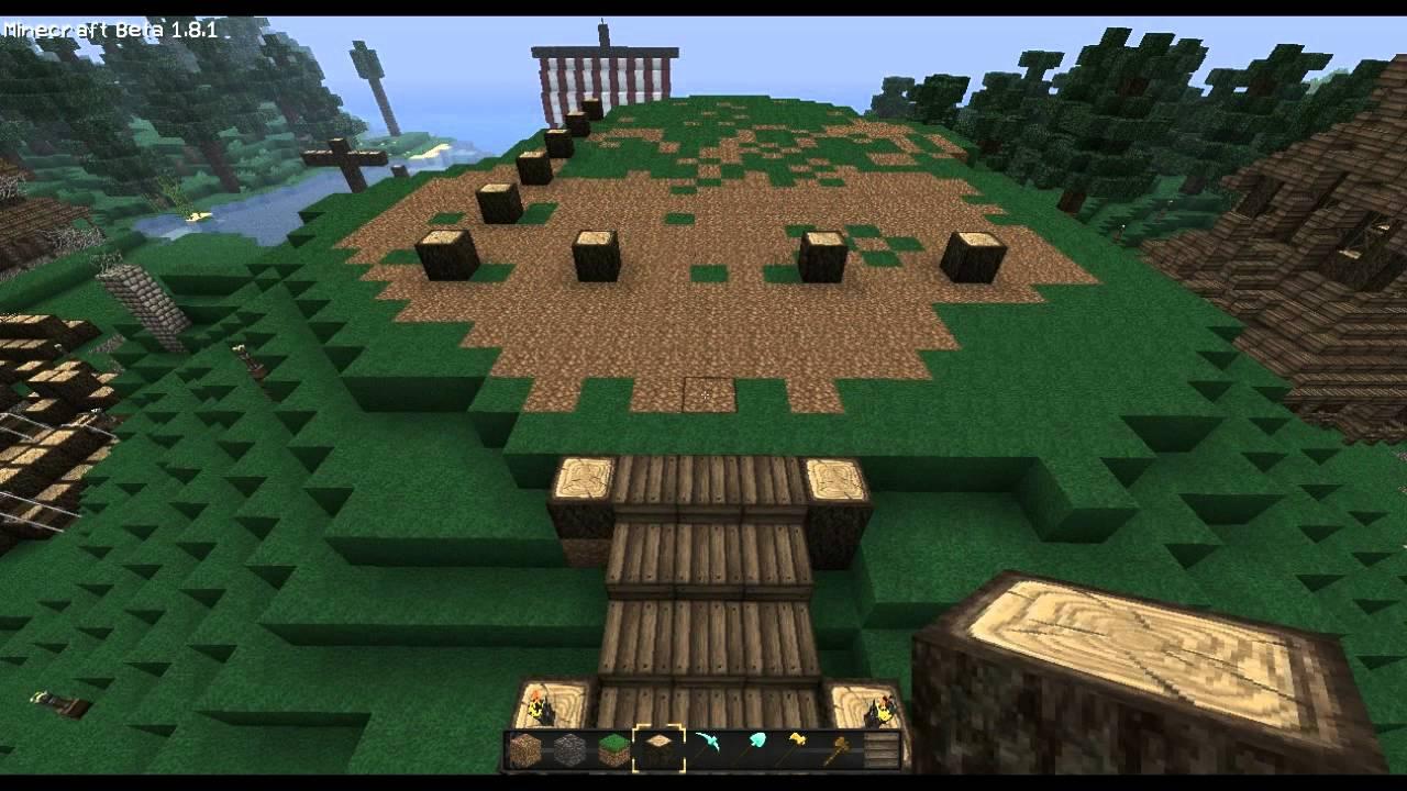 Viking Settlement Huge Hall YouTube - Minecraft wikinger hauser