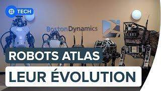 Robots Atlas de Boston Dynamics  : d'étonnantes capacités motrices | Futura