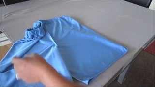 DIY Mens shorts no pattern EASY