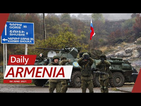Russian Troop Presence Increases In Armenia's Syunik Region