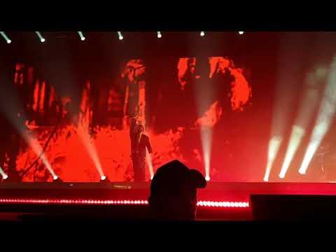 Kendrick Lamar THE DAMN. TOUR Melbourne KING KUNTA.