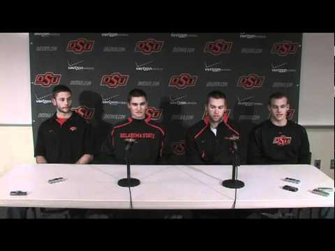 OSU Baseball Media Day  Players Press Conference