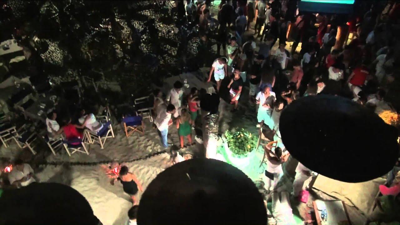 Discoteca bagni Capo Mele Laigueglia - YouTube