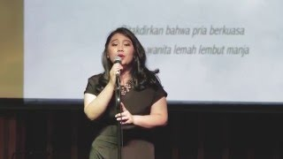 Gambar cover Sabda Alam - Ismail Marzuki (Cover by Marini L Nainggolan)