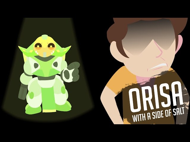 Orisa with a side of salt