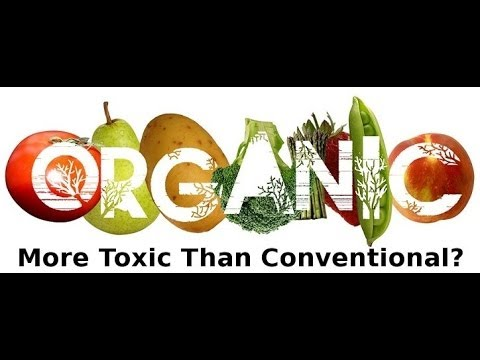 Organic Food Is A Waste Of Your Money