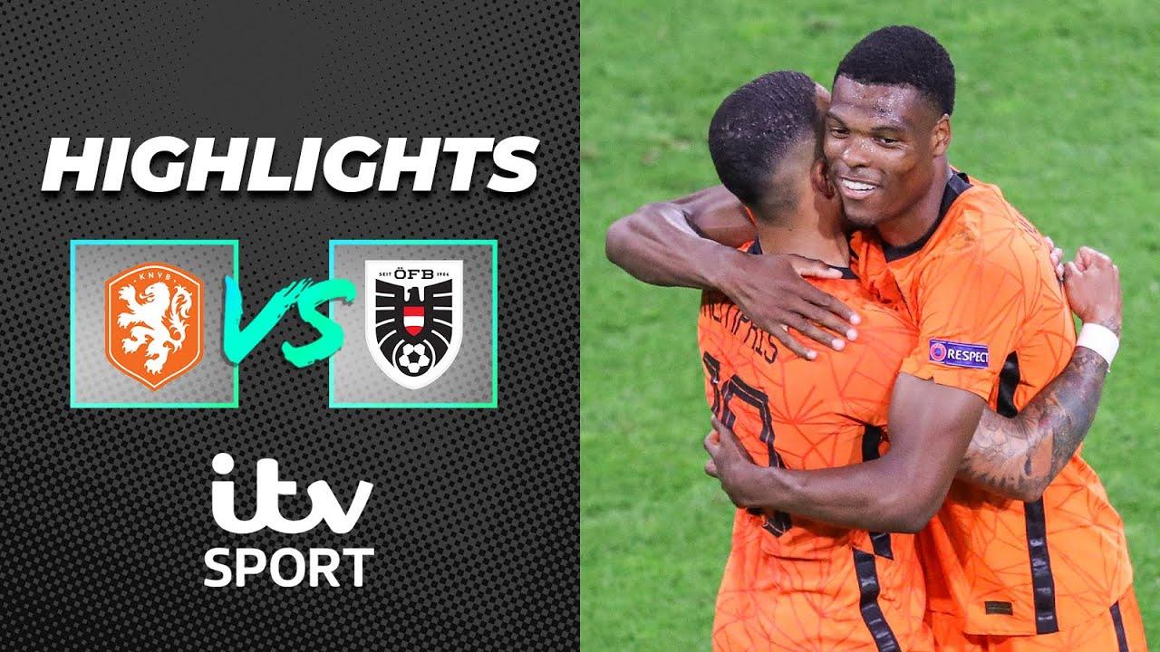 HIGHLIGHTS | Depay & Dumfries score as Netherlands beat Austria | Euro 2020