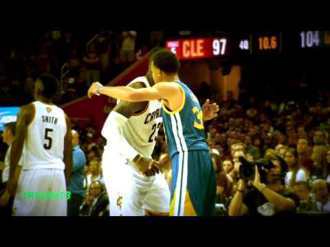 "NBA Finals Mix ""My House"" HD"