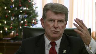 Governor Otter on AREVA 12/13/2011