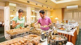 Hotel City Central - Bestes Frühstück in bester Lage
