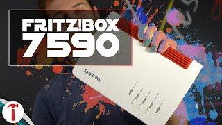 Il nuovo super router AVM | FRITZ!Box 7590