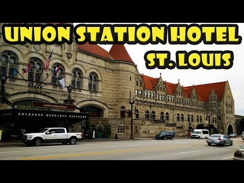 St. Louis Union Station Doubletree Hotel Review