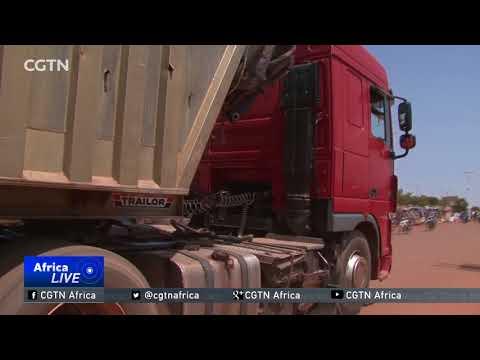Burkina Faso's Female Truck Driver Shatters Roads Ceiling