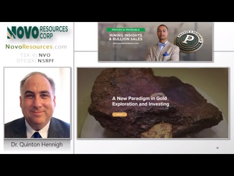 Is Novo Resources Establishing a Major Gold Company?