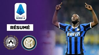 Serie A : L'Inter Milan a pris son temps contre l'Udinese