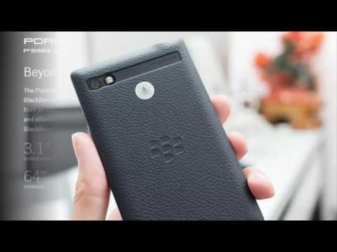 Blackberry Porsche Design p9983 Best ever upcoming phone