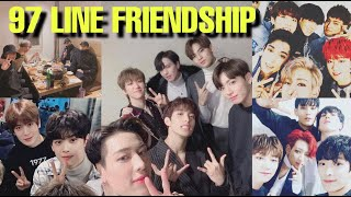 How 97 Line Came To Be | BTS, SVT, GOT7, NCT, ASTRO