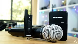 Samson XPD2 USB Digital Wireless System Product Overview
