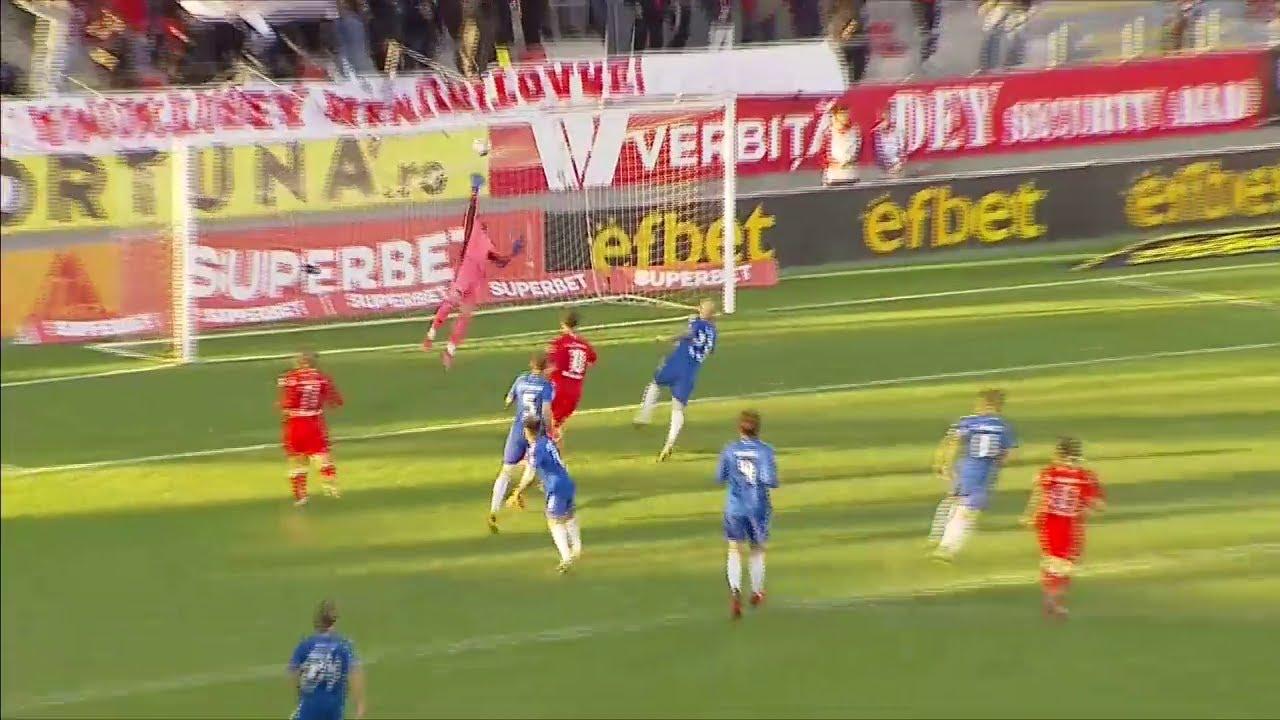 Download REZUMAT | UTA - FC U Craiova 1-0. Un autogol stupid i-a adus înfrângerea lui Stoican la debut