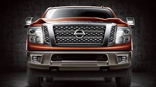 2018 Nissan TITAN Diesel - NissanConnect® Services Powered by SiriusXM (if so equipped)