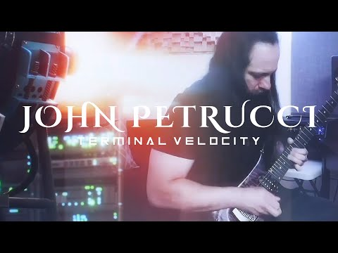 John Petrucci - Terminal Velocity (Official Video)