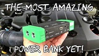 Great 13000+mAh Power Bank/Jump Starter From Caska!
