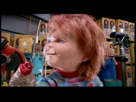 ★CHUCKY HAS A KNIFE FOR A HAND [FULL SCENE]🔪CHILD'S PLAY2💀1080pHD✔👍 💯