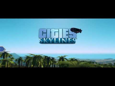 CITIES SKYLINE: Mass Transit DLC Trailer