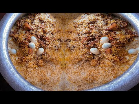 Full Crowd UNLIMITED BIRYANI Point | Aunty Biryani and Meals | #STREETFOODHYDERABAD | Food Bandi
