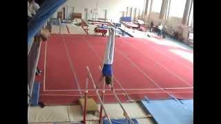 Спортивная гимнастика 2 разряд. Брусья