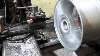 Чпу Станок для проточки автомобильных дисков дип 300 1м63(, 2016-03-18T11:28:13.000Z)