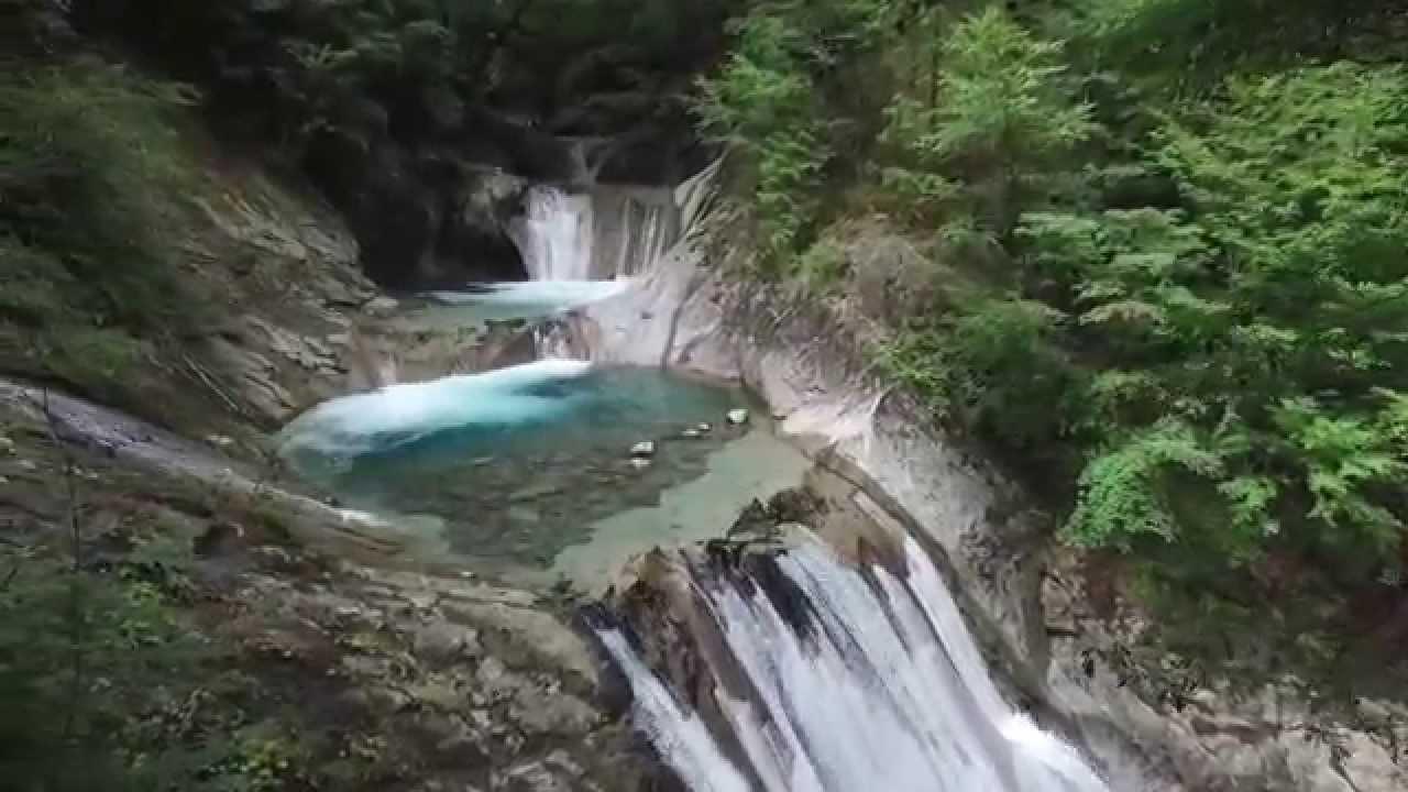 西沢渓谷(秩父多摩甲斐国立公園...
