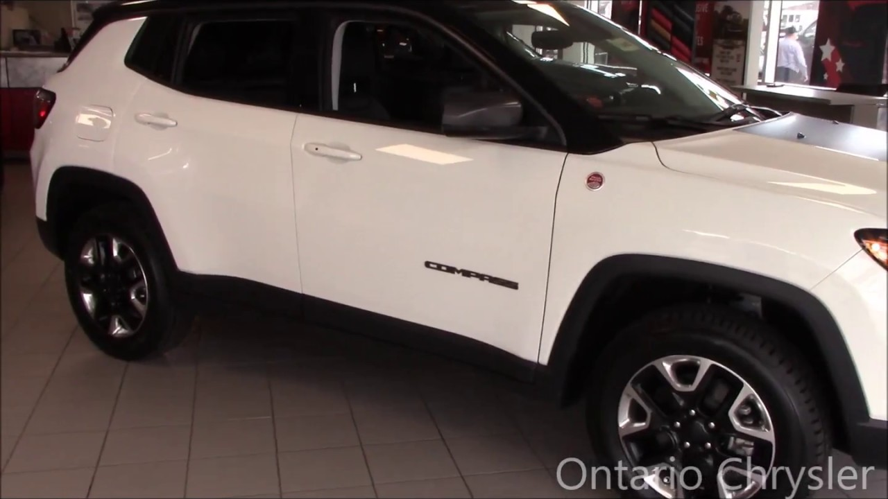 The AllNew Jeep Compass Trailhawk Ontario Chrysler YouTube - Ontario chrysler jeep