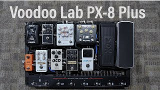 Voodoo Lab PX-8 Plus Tutorial & Demo