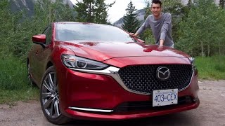 New Mazda6 Signature Review: Can it Beat the Honda Accord and Toyota Camry?
