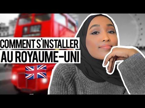 COMMENT S INSTALLER À LONDRES! 🇬🇧