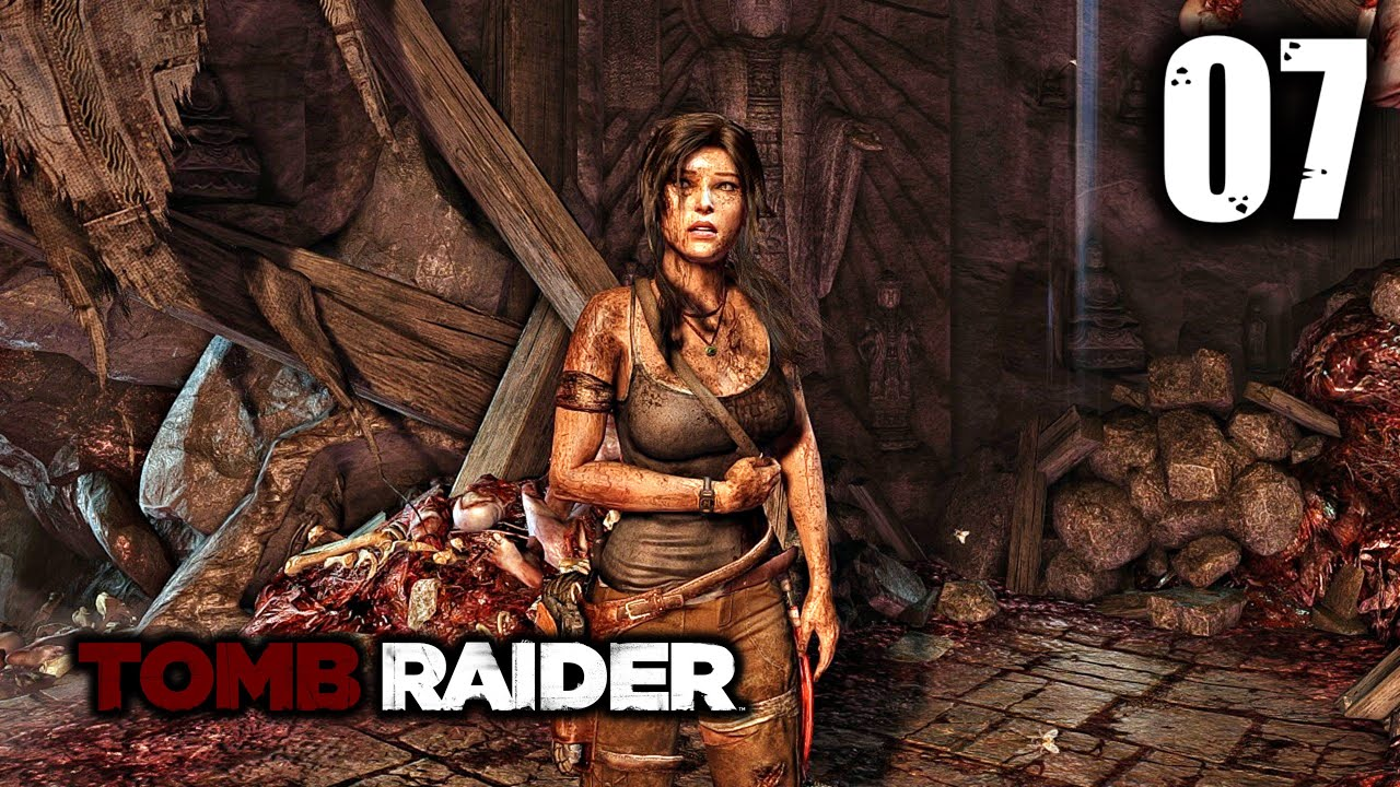 Tomb Raider Definitive Edition Gameplay Walkthrough Part 7