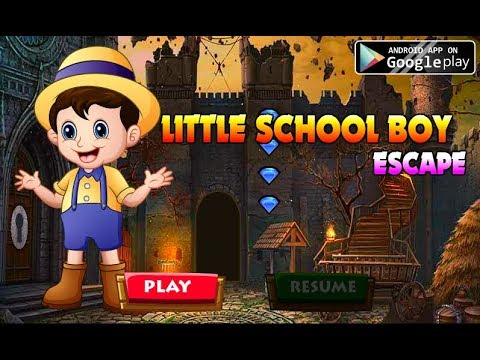 Avm Little School Boy Escape Walkthrough [AvmGames]