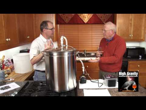 High Gravity Brew in a Bag Electric System - Brewing Instructions