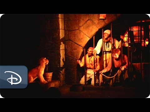 Pirates of the Caribbean Attractions Around the World | Disney Parks