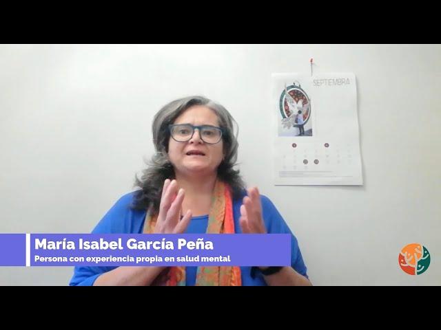 #ConectaConLaVida 2020 - Mª Isabel García Peña